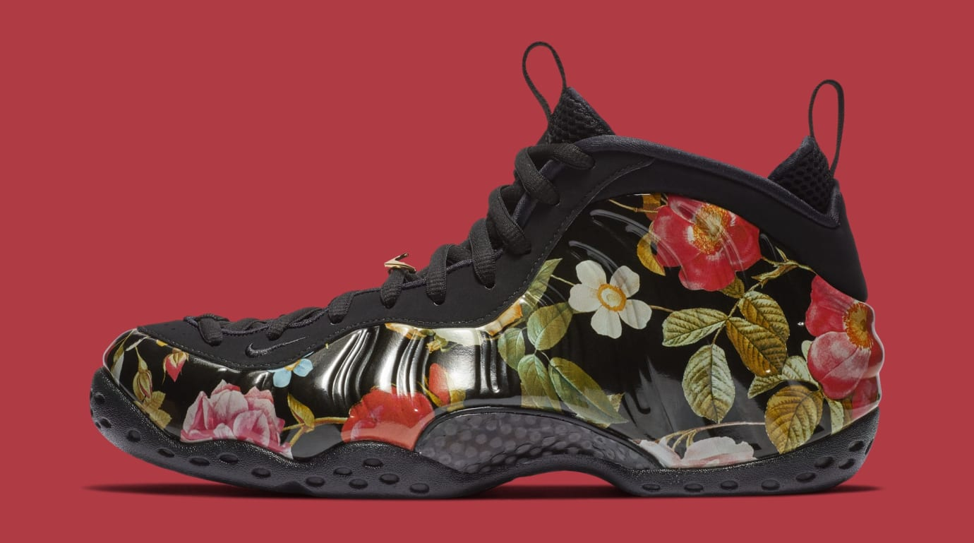 d1551ecce21 Nike Air Foamposite One  Valentine s Day Floral  314996-012 Release ...