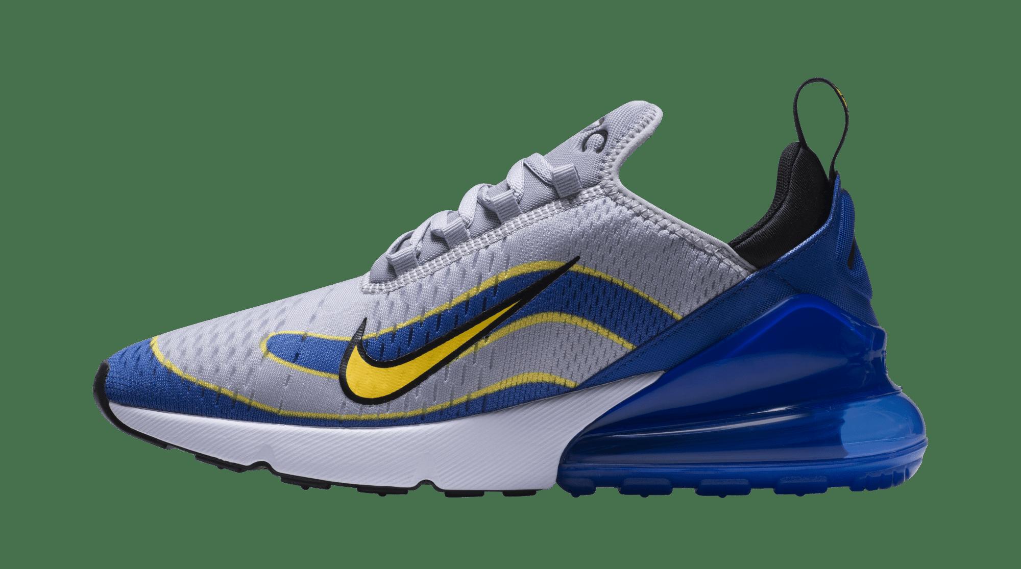 Nike Air Max 270 iD 'Mercurial' (Lateral)