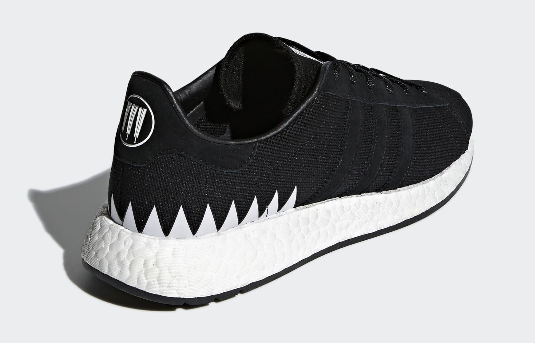 Neighborhood x Adidas Chop Shop DA8839 (Heel)