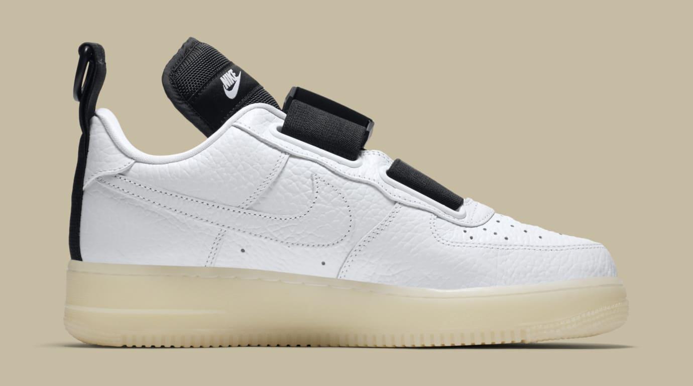 c4377aeafee Image via Nike Nike Air Force 1 Utility AV6247-100 (Medial)