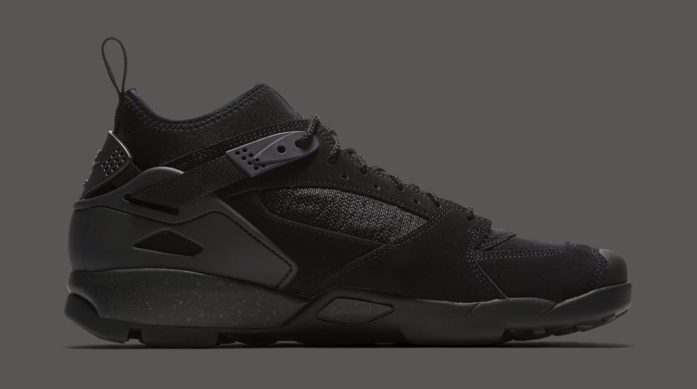 1a55e49d7 Image via Nike Nike Air Revaderchi 'Black/Anthracite-Black' AR0479-002  (Medial)