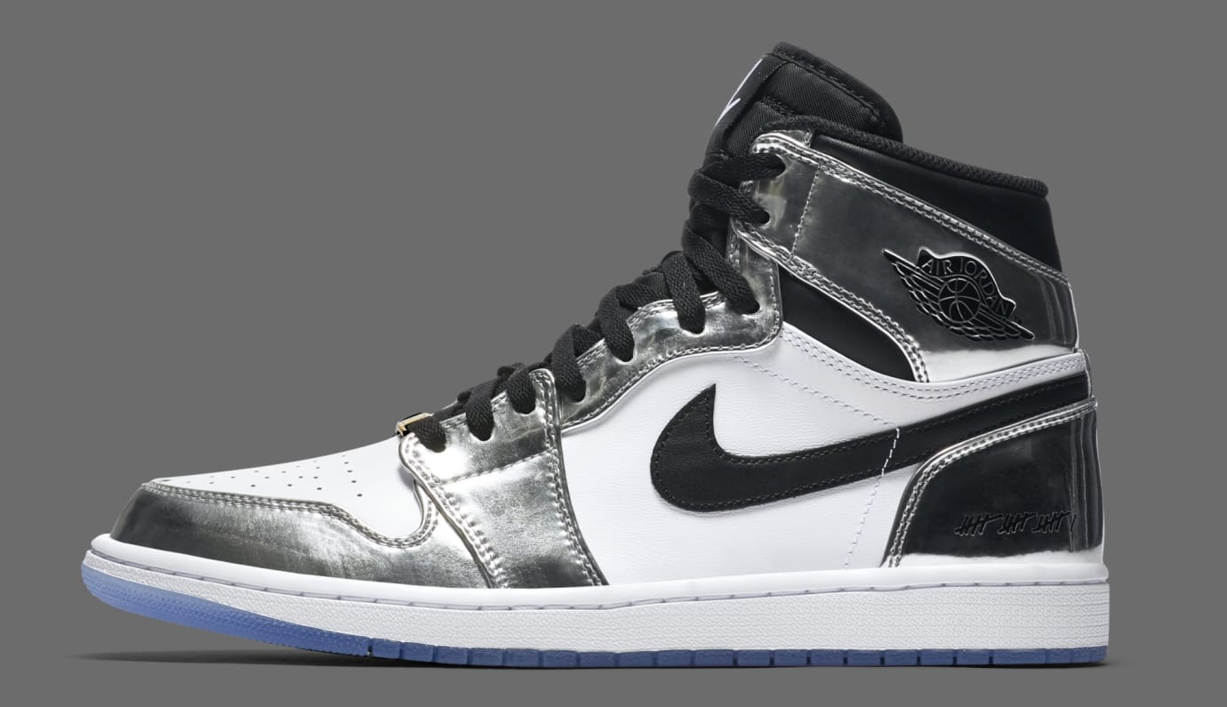 hot sale online 84cb3 68672 Air Jordan 1 Retro 'Pass the Torch' Champions Think 16 ...