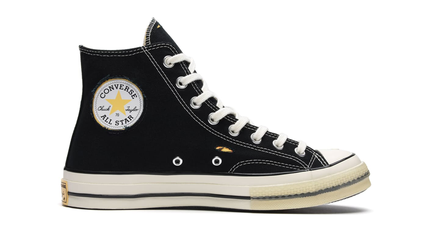 Dr. Woo x Converse Chuck 70 'Wear to Reveal' (Black)