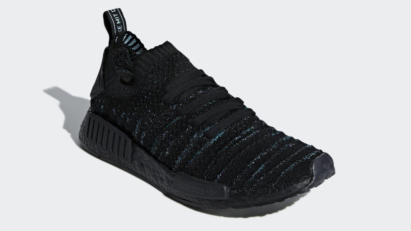ee506bf13422f Image via Adidas parley-adidas-nmd-r1-core-black-blue-spirit-