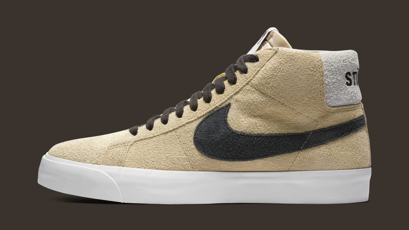 outlet store c204d 8ff38 Stüssy x Nike SB Blazer Mid/Low Release Date | Sole Collector