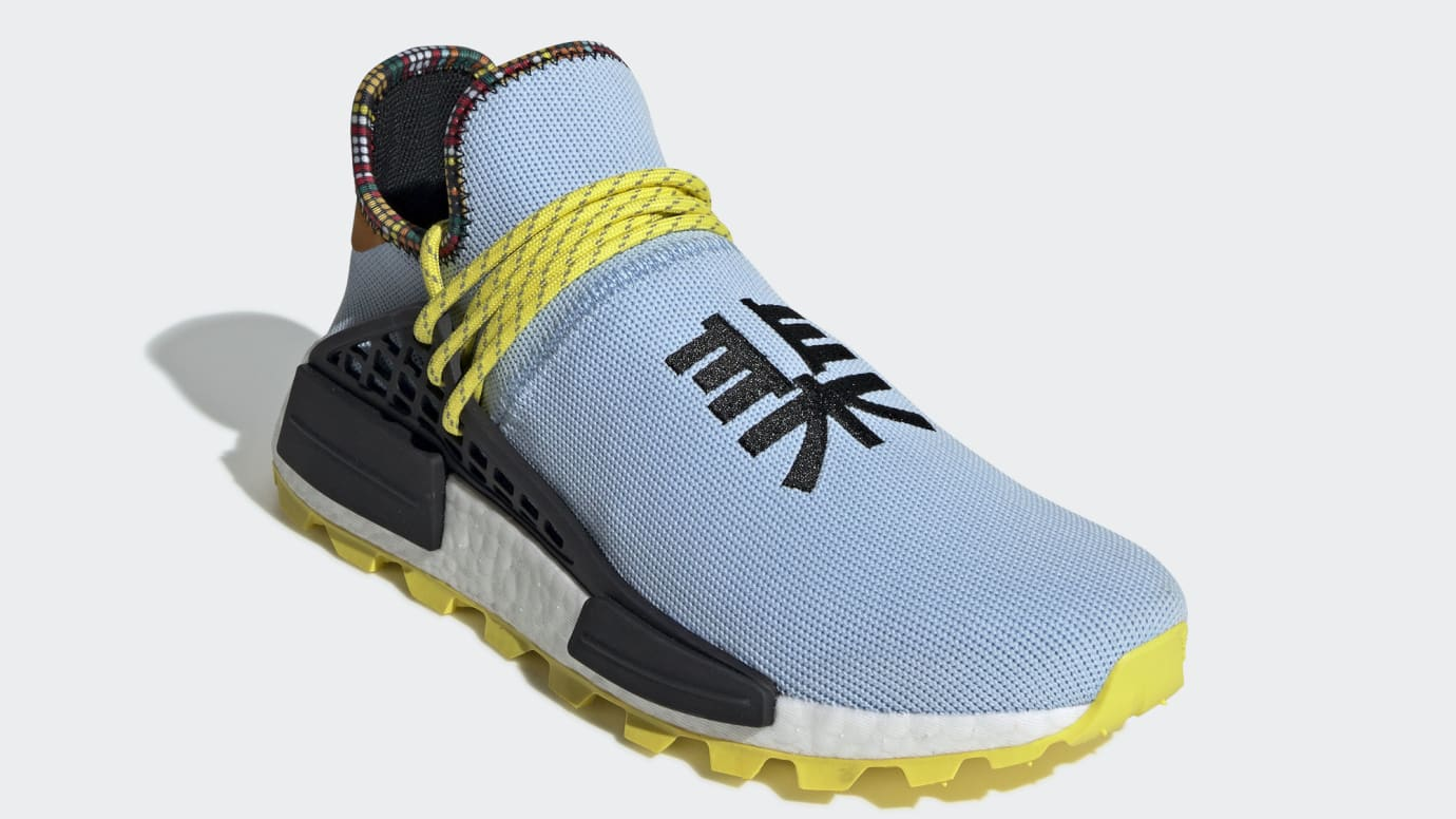 quality design a2135 a43b3 Pharrell Williams x Adidas NMD Hu 'Inspiration' Pack Release ...