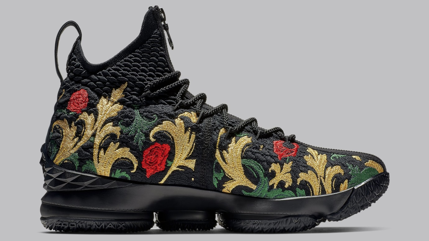 new concept a237f fe185 Kith x Nike LeBron 15 'Closing Ceremony' Release Date AJ3936 ...