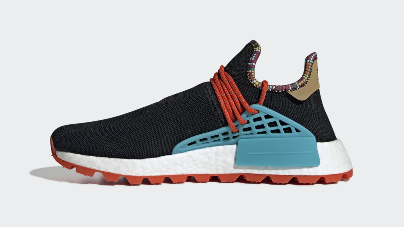 pretty nice 469a3 5b6fc Image via Adidas Pharrell Williams NMD Hu EE7582 Release Date