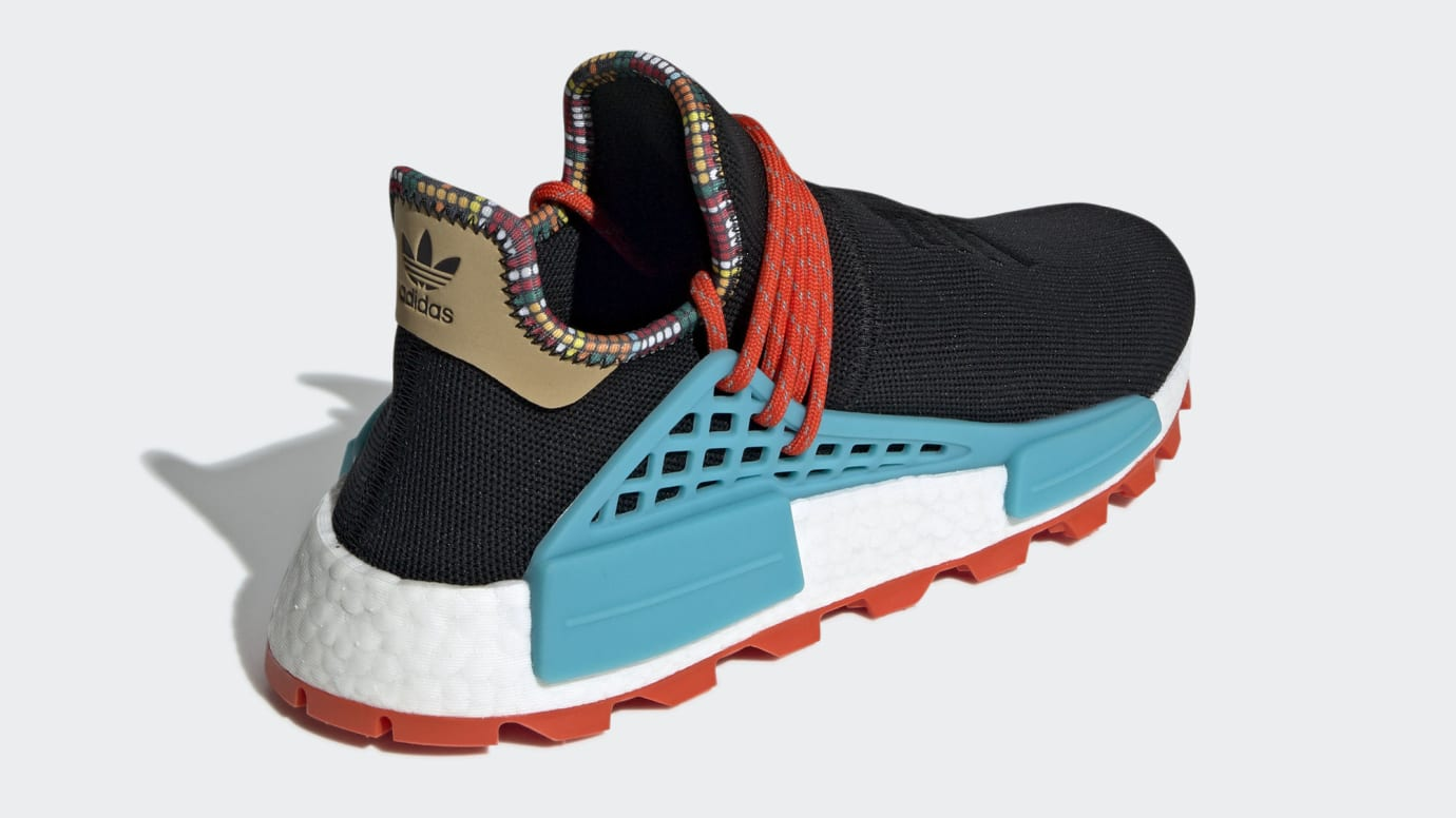 save off 0815a 4245c Pharrell Williams NMD Hu EE7582 Release Date