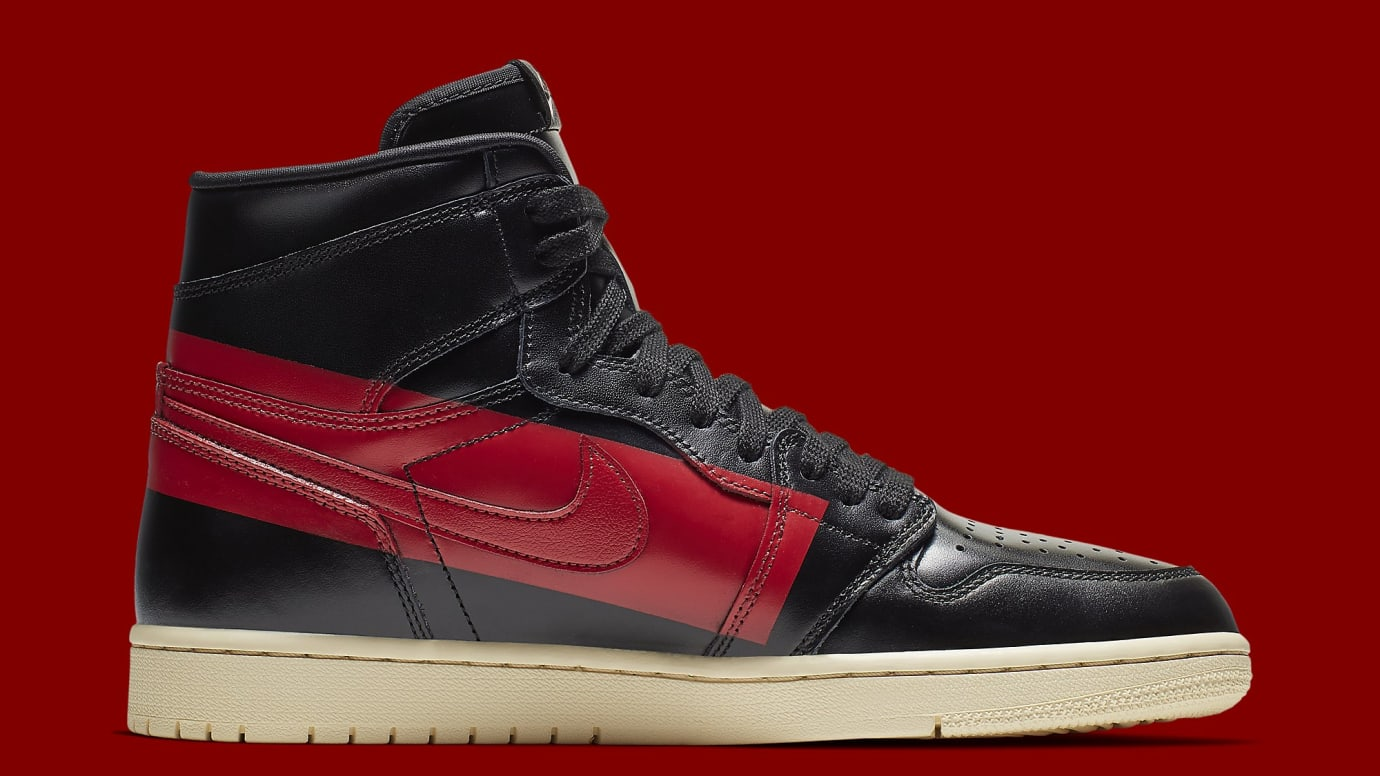 low priced 69fb4 3efcb Image via Nike Air Jordan 1 Retro High OG Defiant  Couture  BQ6682-006  Medial