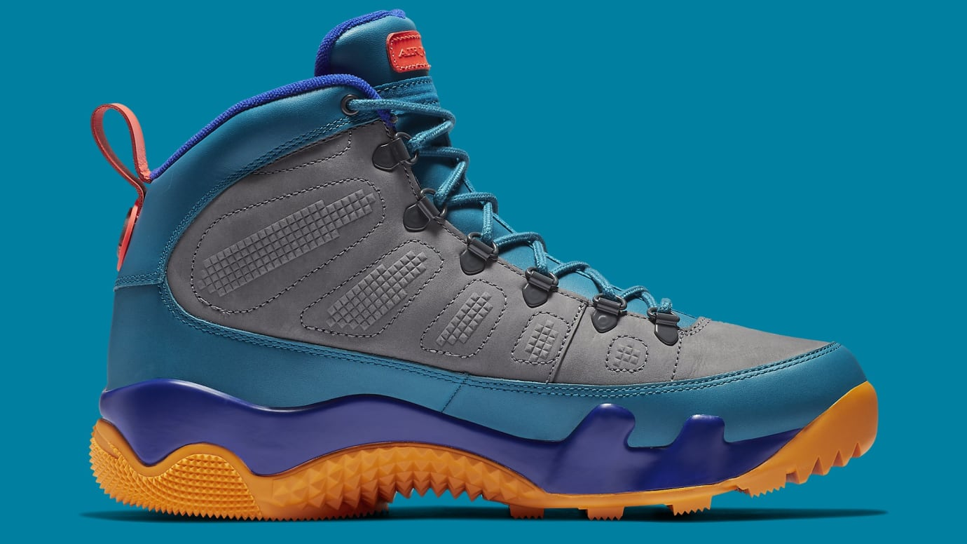 10cb17820308 Air Jordan 9 Retro Boot NRG  Multicolor  Release Date Oct. 13