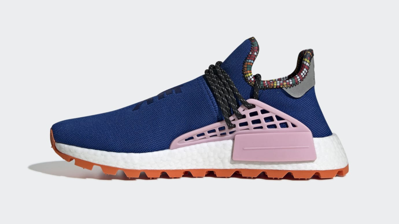 a50e3151e Pharrell Williams x Adidas NMD Hu  Inspiration  Pack Release Date ...