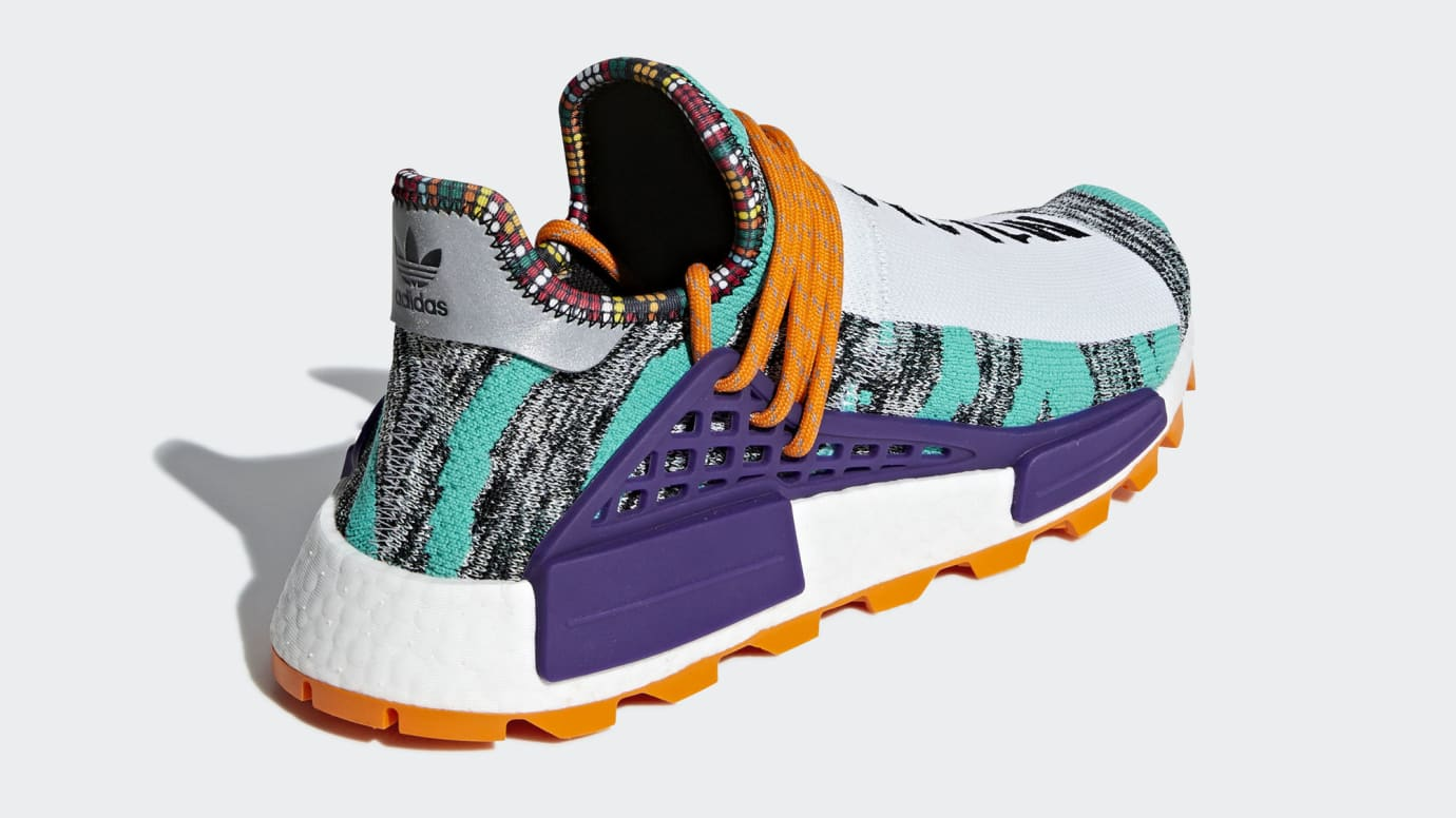 1e1cbb19dcd69 Pharrell x Adidas Hu NMD  Solar Pack  Release Date BB9527 BB9528 ...