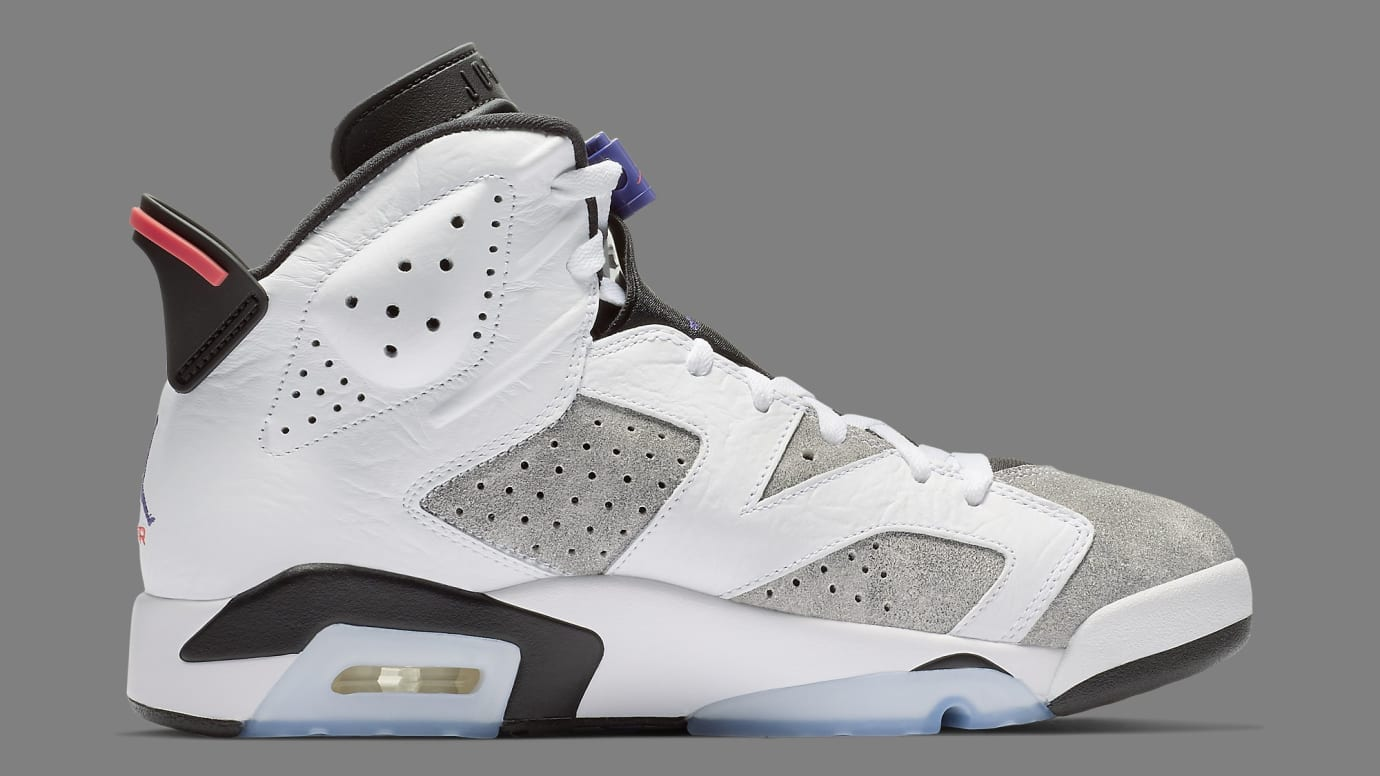 the latest 061aa 8d1a1 Image via Nike air-jordan-6-retro-ltr-flint-ci3125-100-