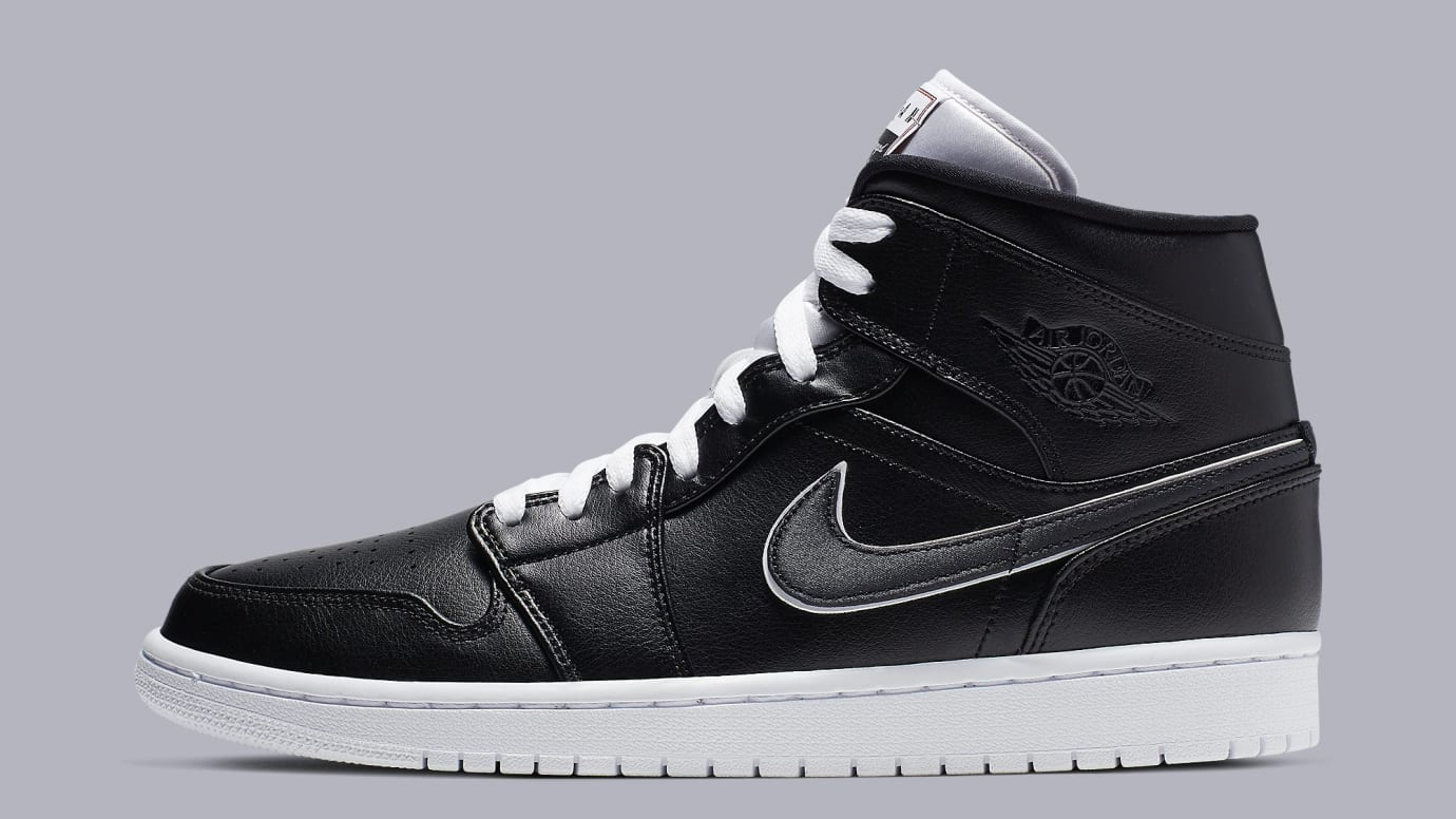 Air Jordan 1 Retro Mid  Maybe I Destroyed the Game  Release Date ... 6d348f071