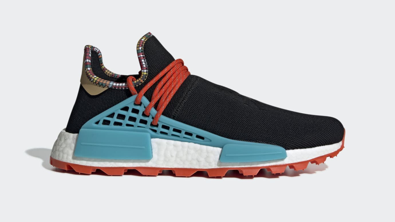 4ffa0d47d Pharrell Williams x Adidas NMD Hu  Inspiration  Pack Release Date ...
