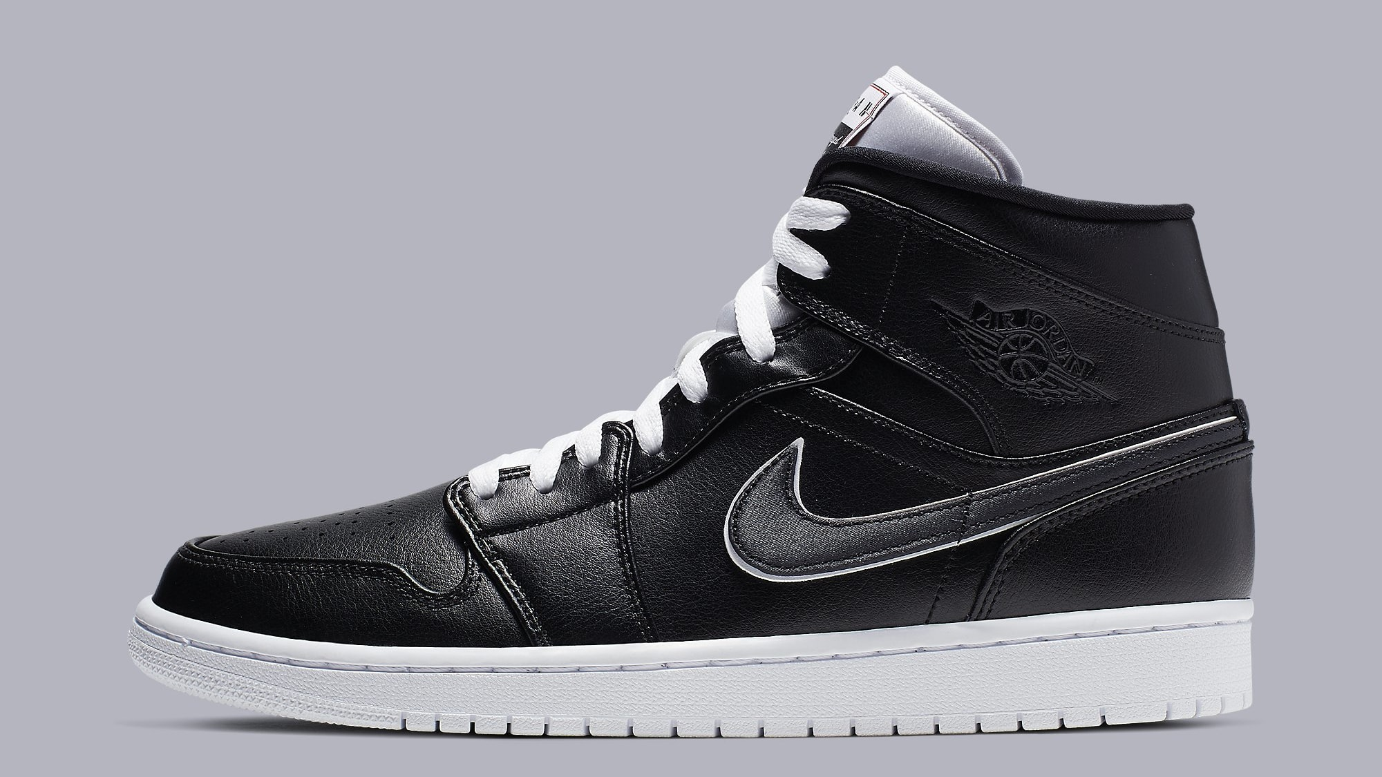 huge discount cde3f dda65 Air Jordan 1 Retro Mid 'Maybe I Destroyed the Game' Release ...