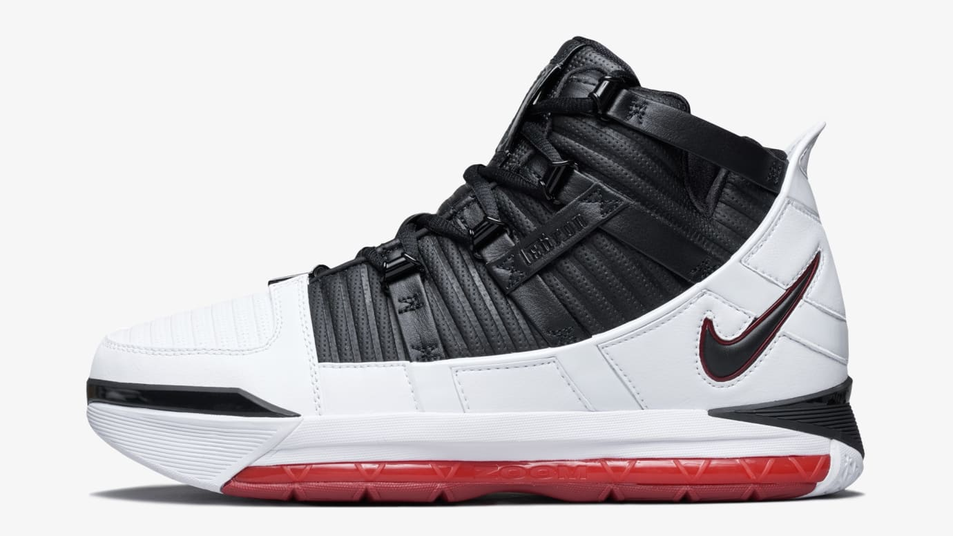 Nike Zoom LeBron 3 2019 'Home' Lateral