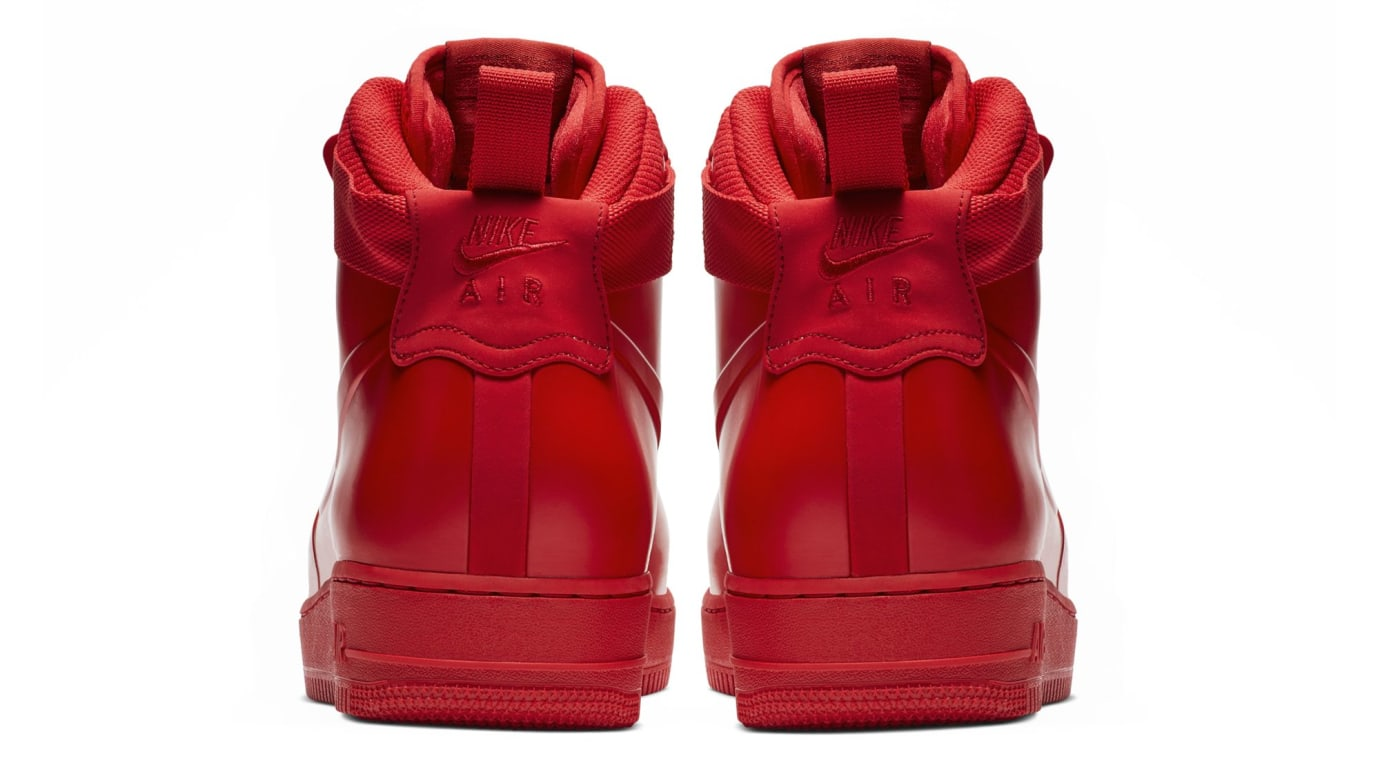 6dffa7a949c58 Image via Nike US11 Nike Air Force 1 Foamposite  Red  Release Date