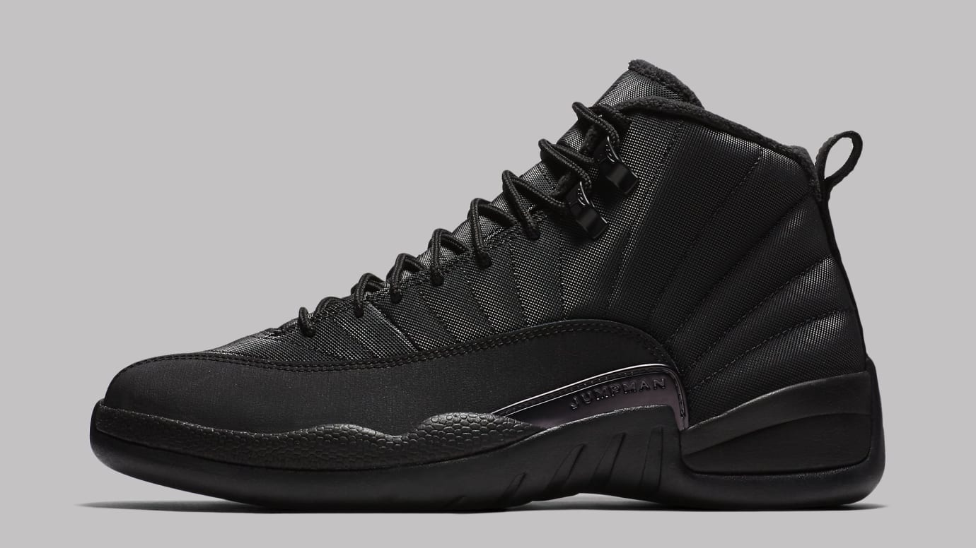 ea8189ebf1b Air Jordan 12 Black Winterized BQ6851-001 Release Date