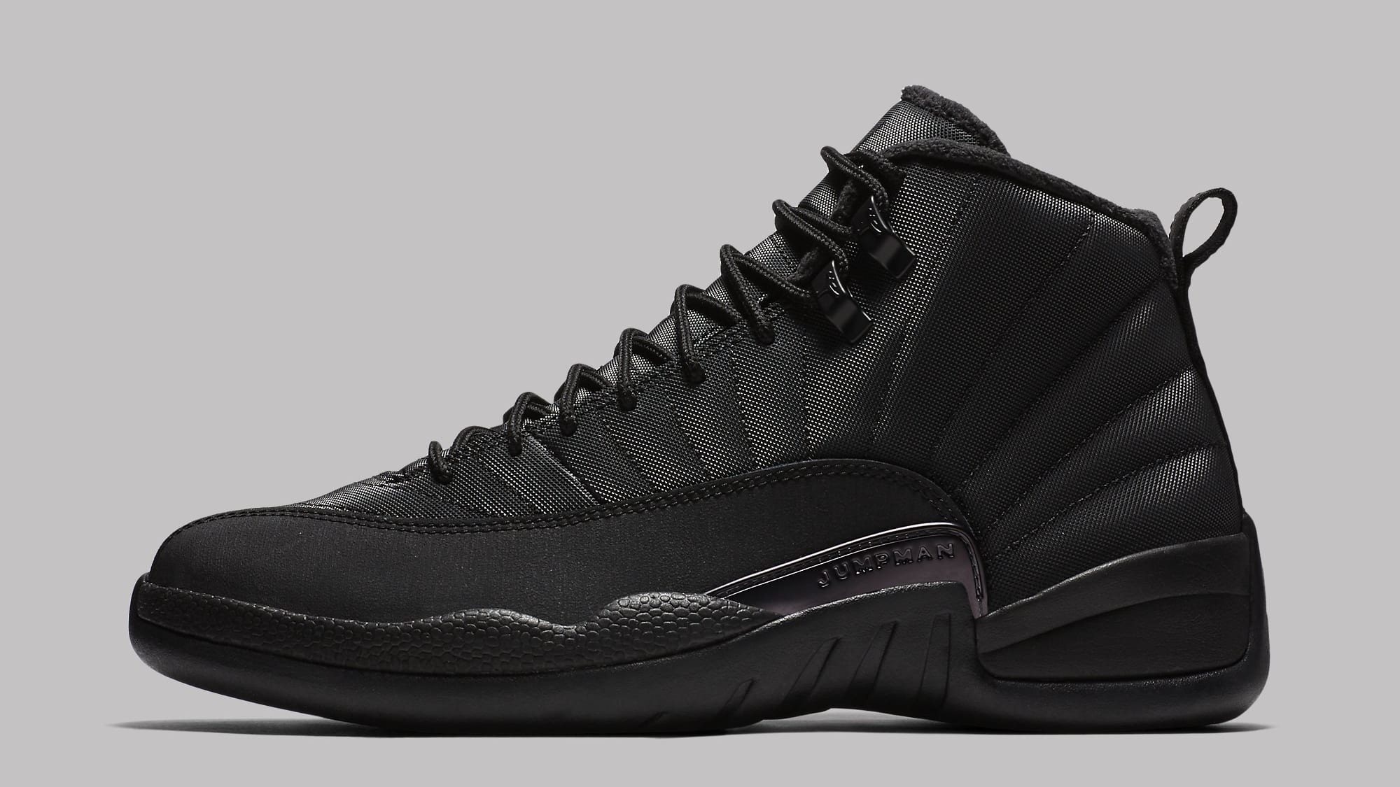 Air Jordan 12 Black Winterized BQ6851-001 Release Date  1cf9e68d7