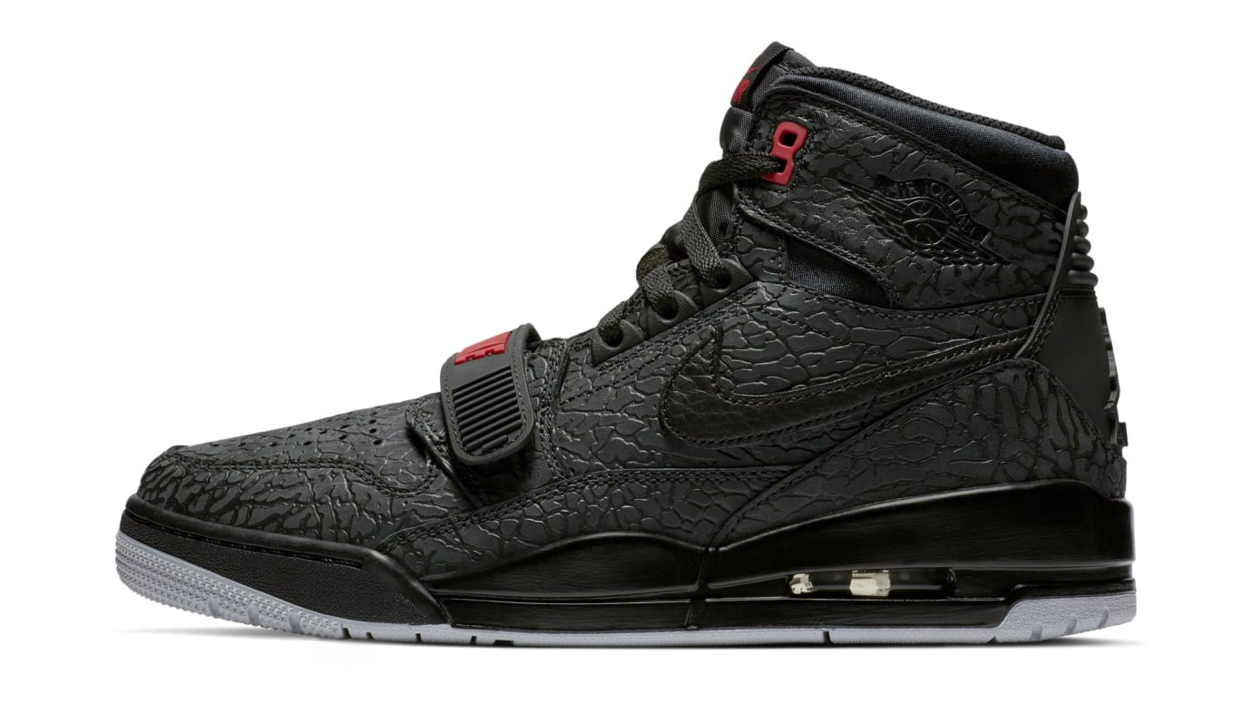 lowest price 6ef8e d676b Air Jordan Legacy 312  Elephant Print  AV3922-006 Release Date Image via  Nike
