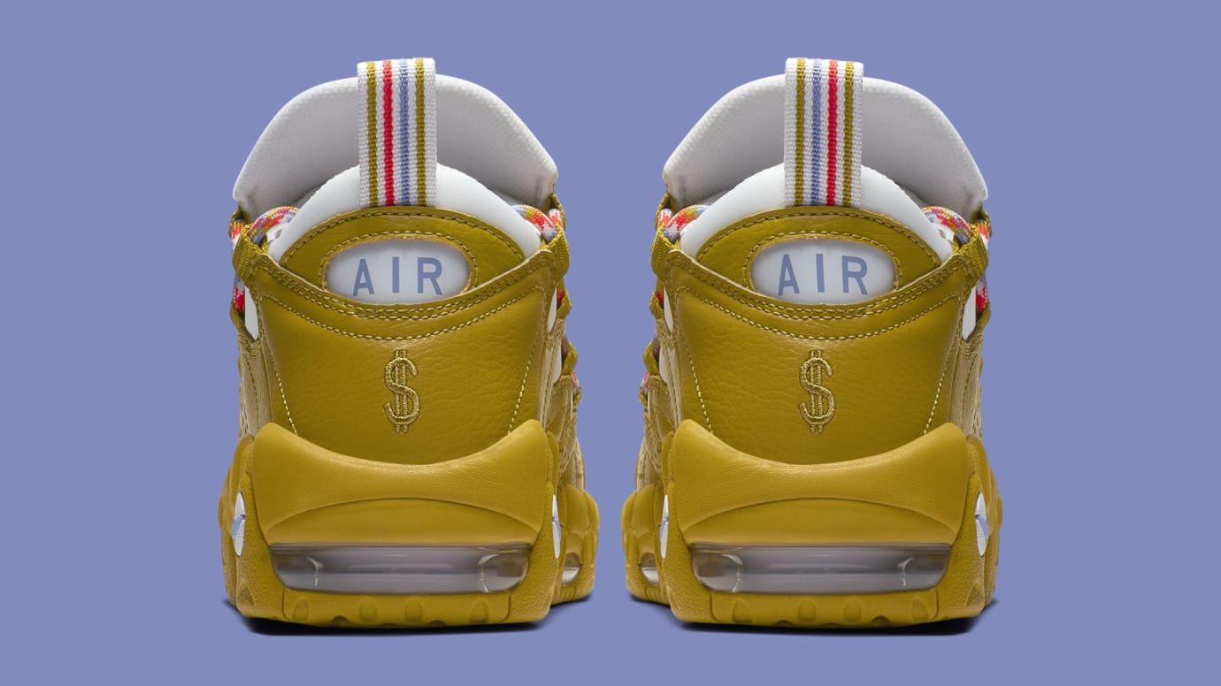 Nike Air More Money 'Meant to Fly' AO1749-300 (Heel)