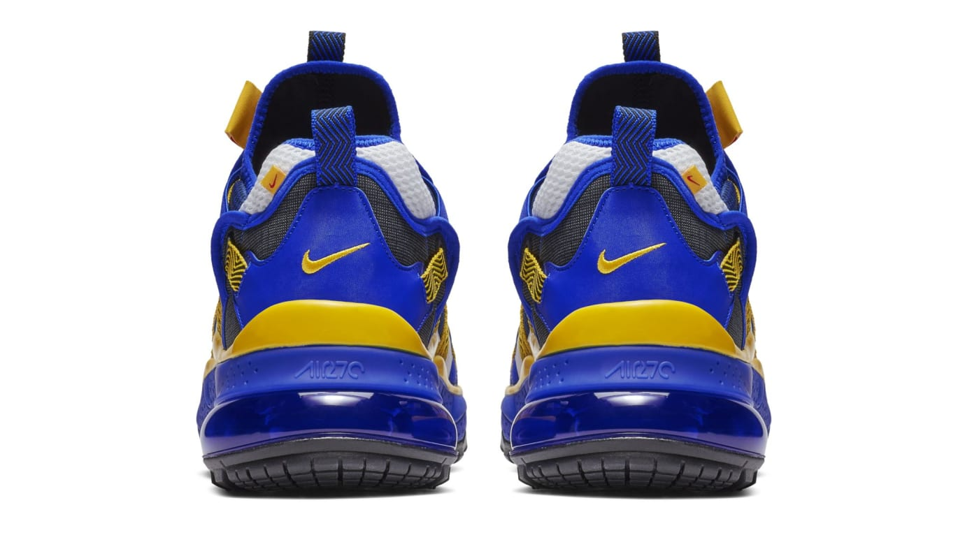 6c8cf300c2 Image via Nike/US11 Nike Air Max 270 Bowfin 'Golden State Warriors'