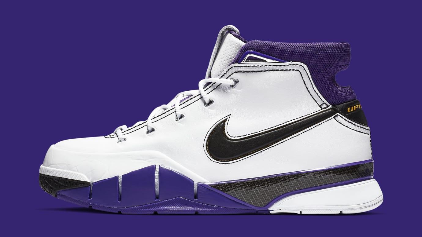 0a2937a101b6 Image via Nike Nike Kobe 1 Protro 81 Points Release date AQ2728-105 Profile