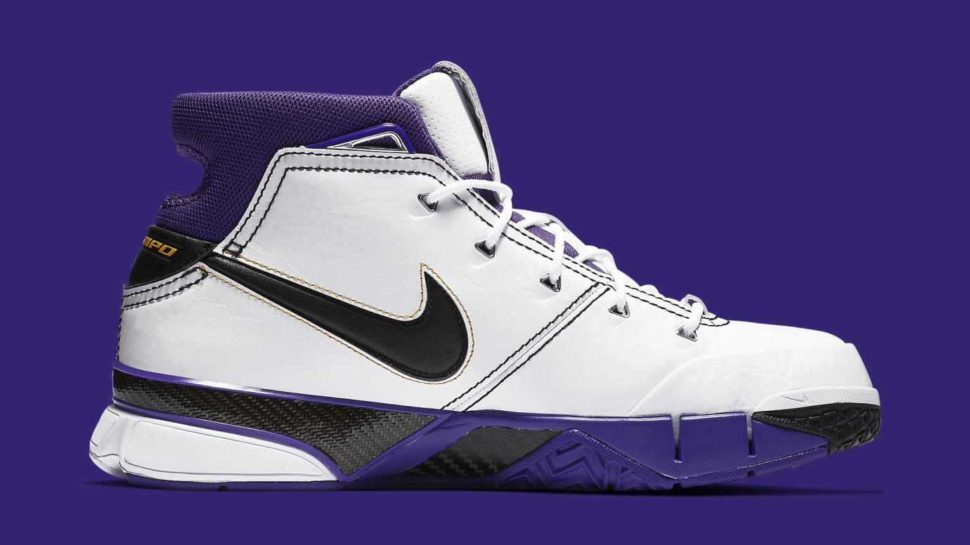 Nike Kobe 1 Protro 81 Points Release date AQ2728-105 Medial