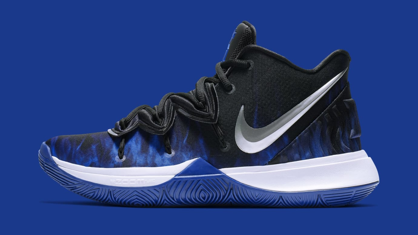 Nike Kyrie 5 'Duke' CI0306-901 (Lateral)