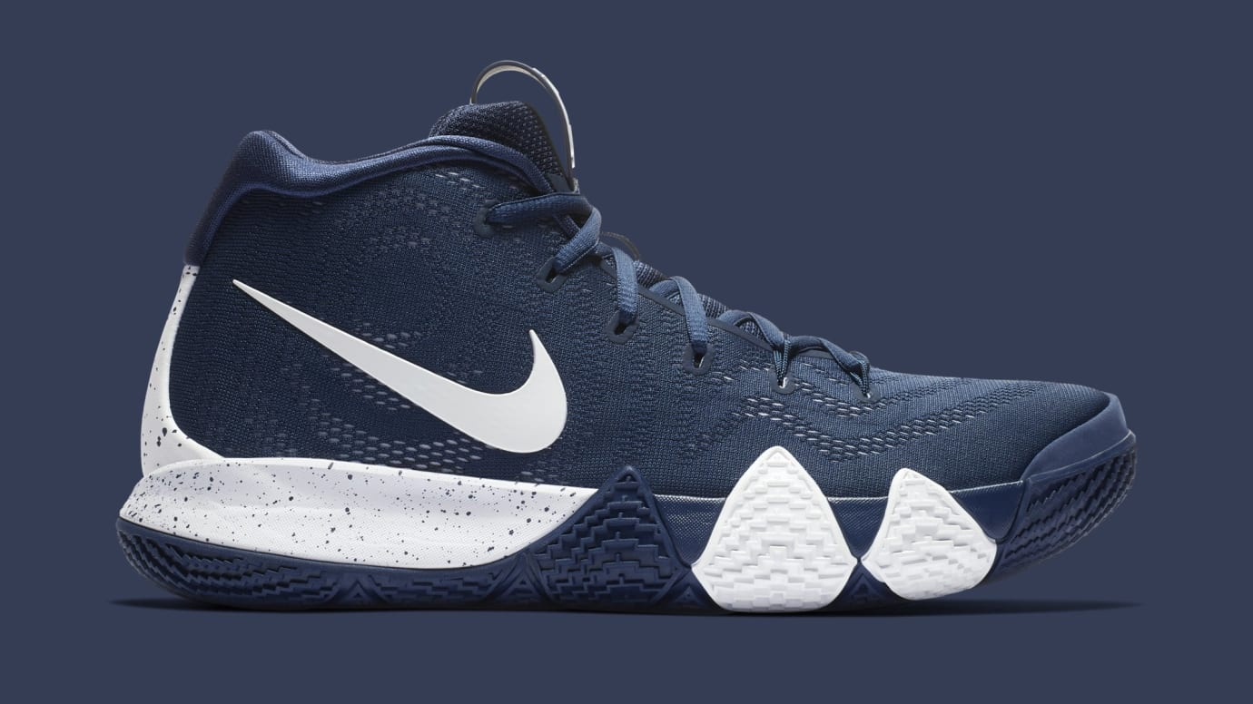 5b429743c0b Nike Kyrie 4  College Navy White  943806-402 Release Date
