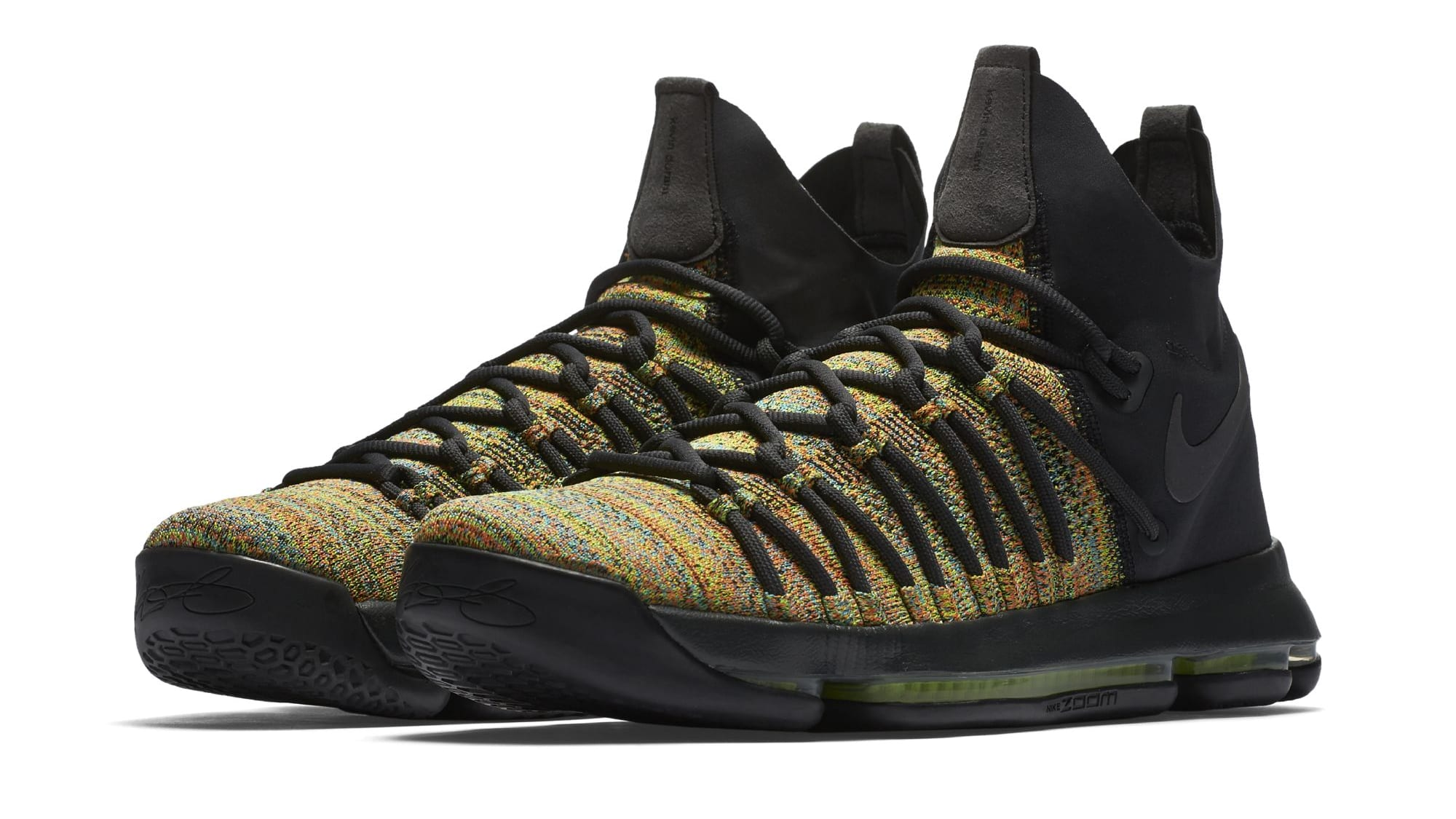 "Nike Zoom KD 9 Elite ""Multicolor"""