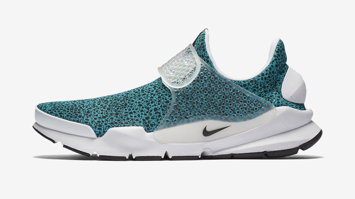 "Nike Sock Dart ""Safari"" Turbo Green/Black-White"