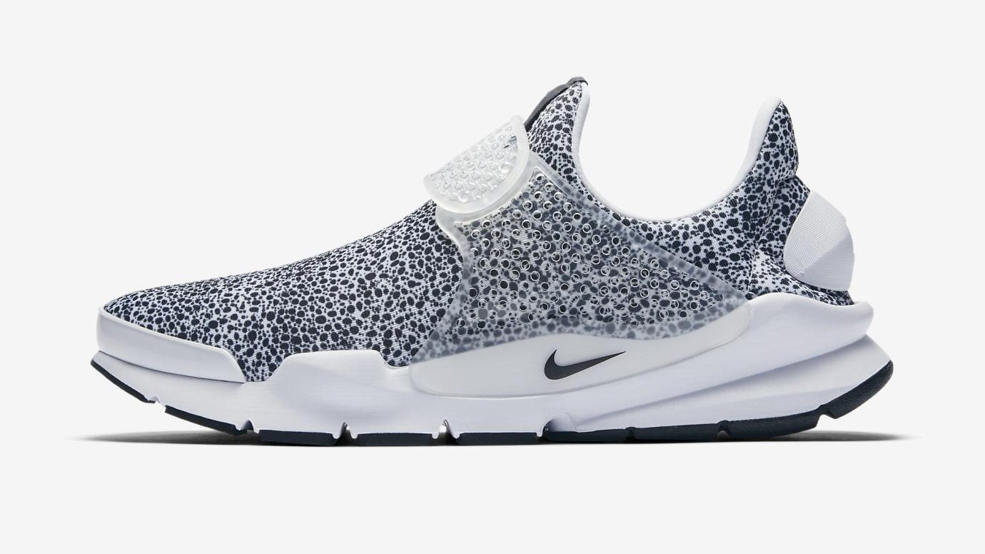 "Nike Sock Dart ""Safari"" White/Black"