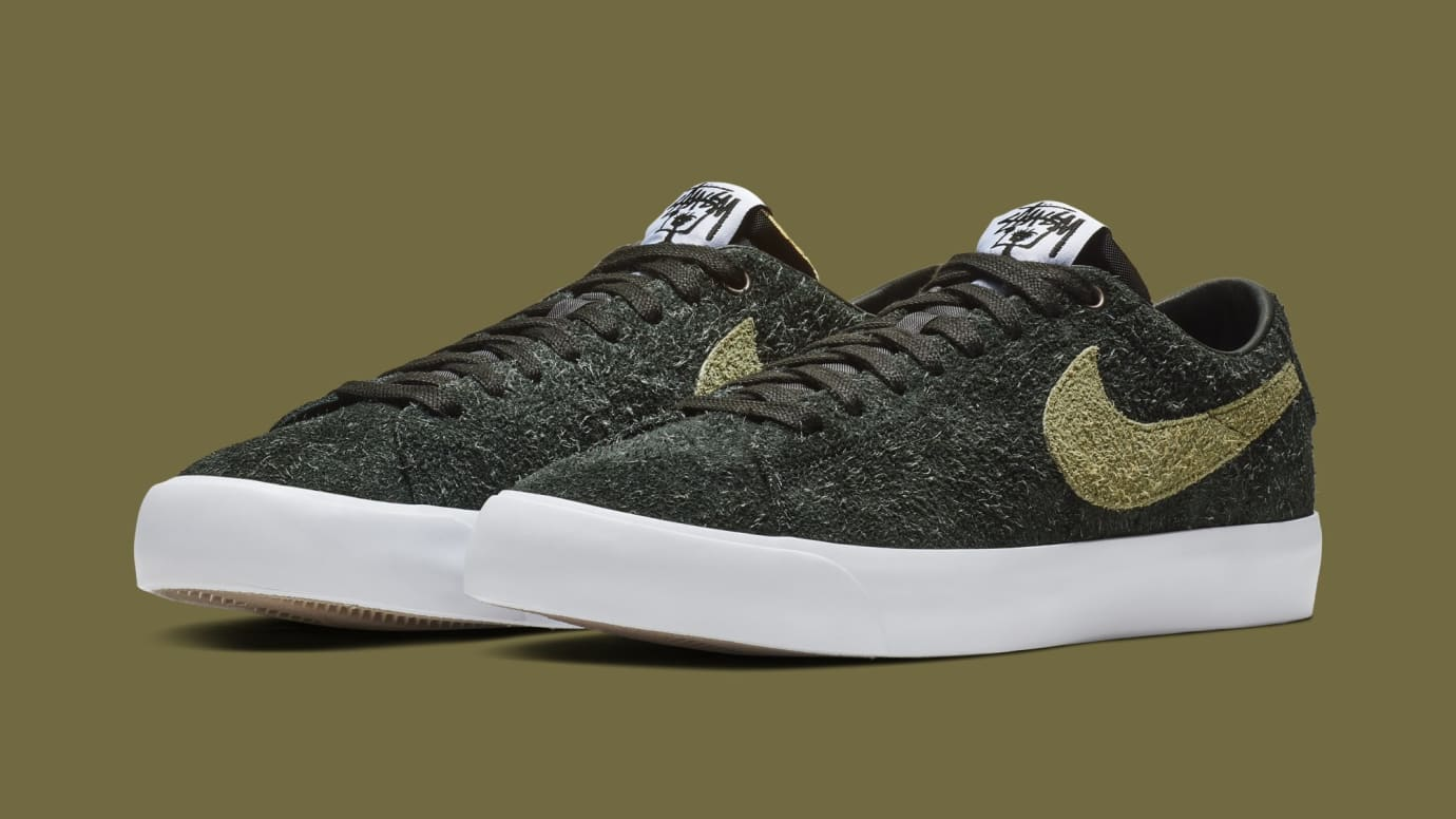 Stussy Nike SB Blazer