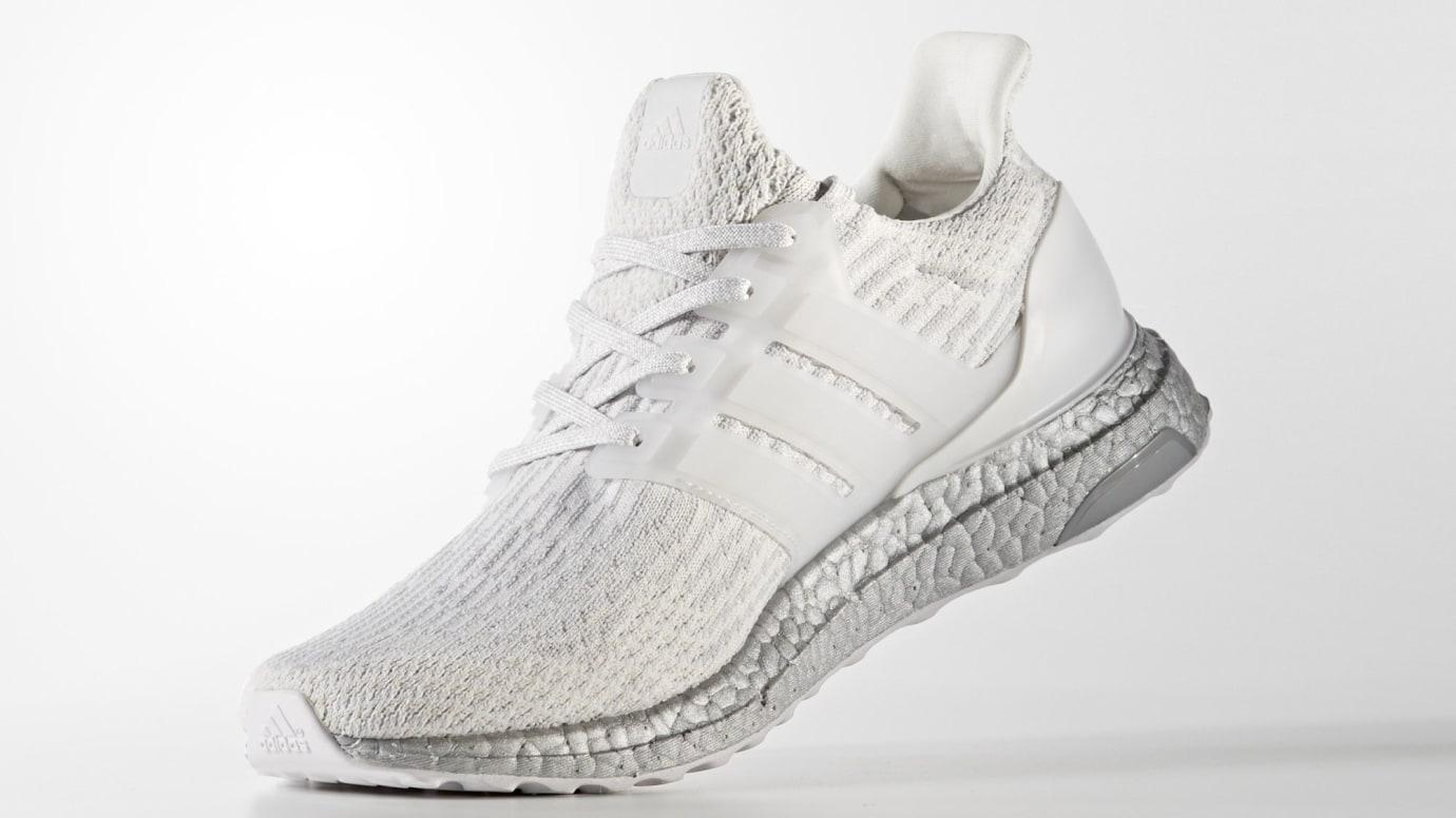 Adidas Ultra Boost Crystal White/Crystal White-Grey BA8922