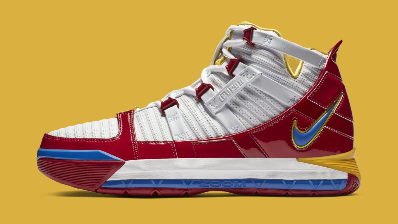 Nike Zoom LeBron 3 'SuperBron' AO2424-100 (Lateral)