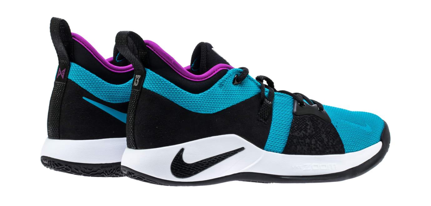 Nike PG2 'Blue Lagoon/Hyper Violet/White' AJ2039-402 (Back)