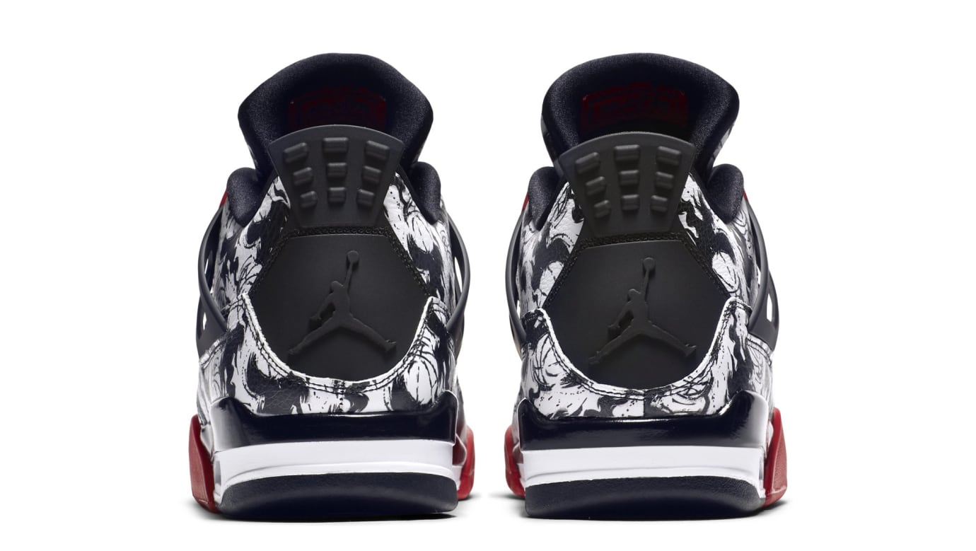 bbe46576457 Air Jordan 4 'Tattoo' BQ0897-006 Release Date | Sole Collector