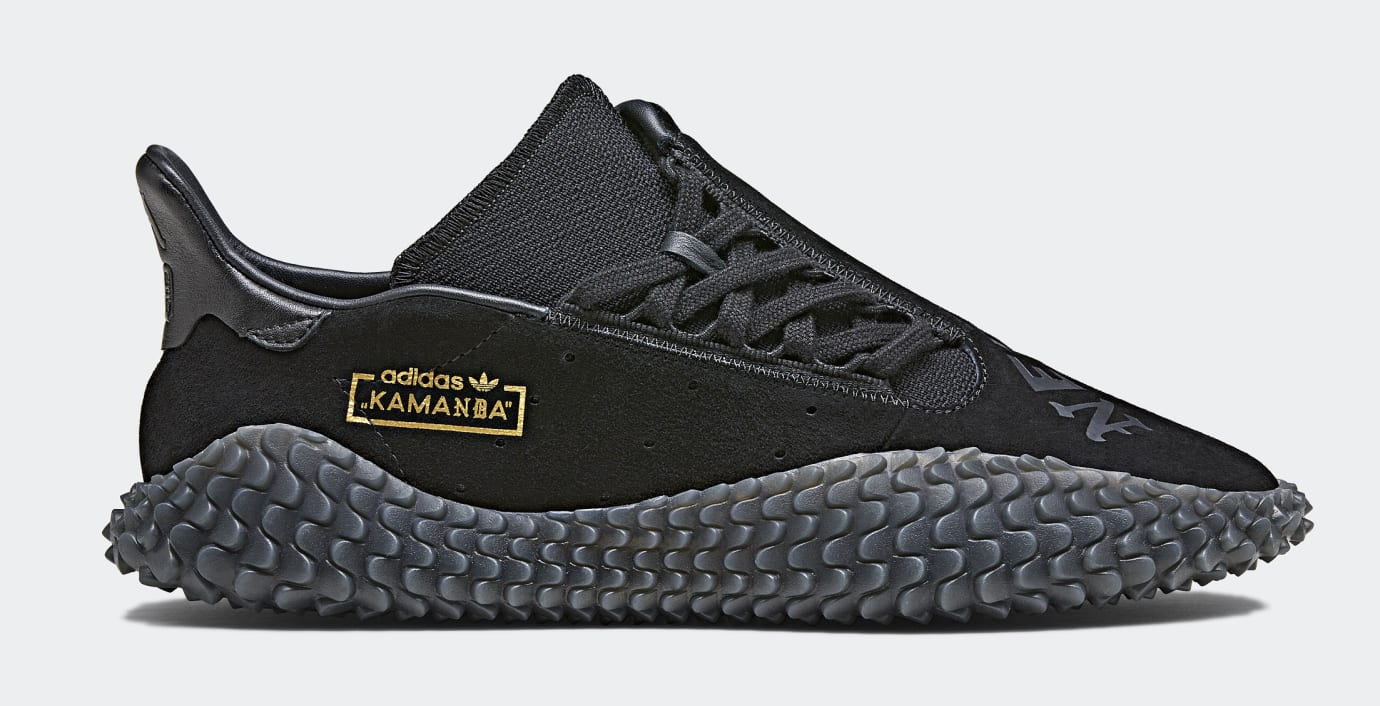 Neighborhood x Adidas Kamanda B37341 (Lateral)