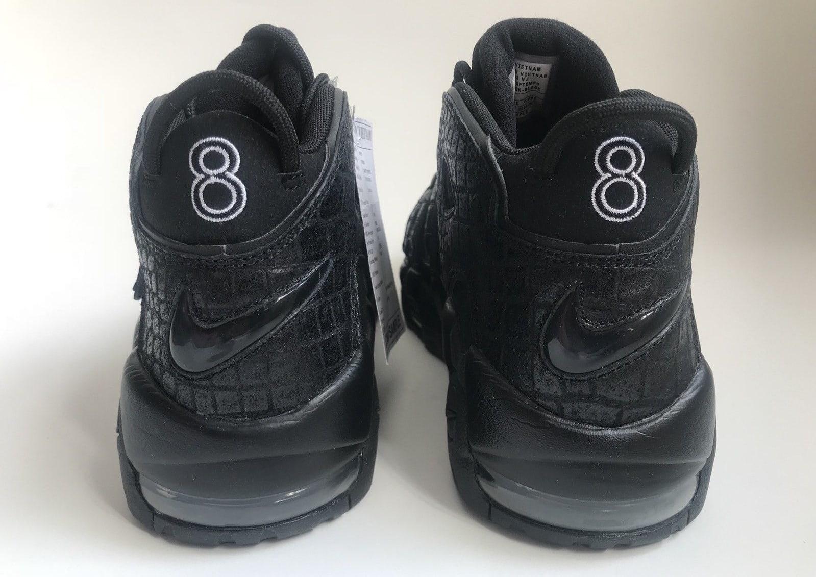 Nike Air More Uptempo 'Croc' Sample (Heel)