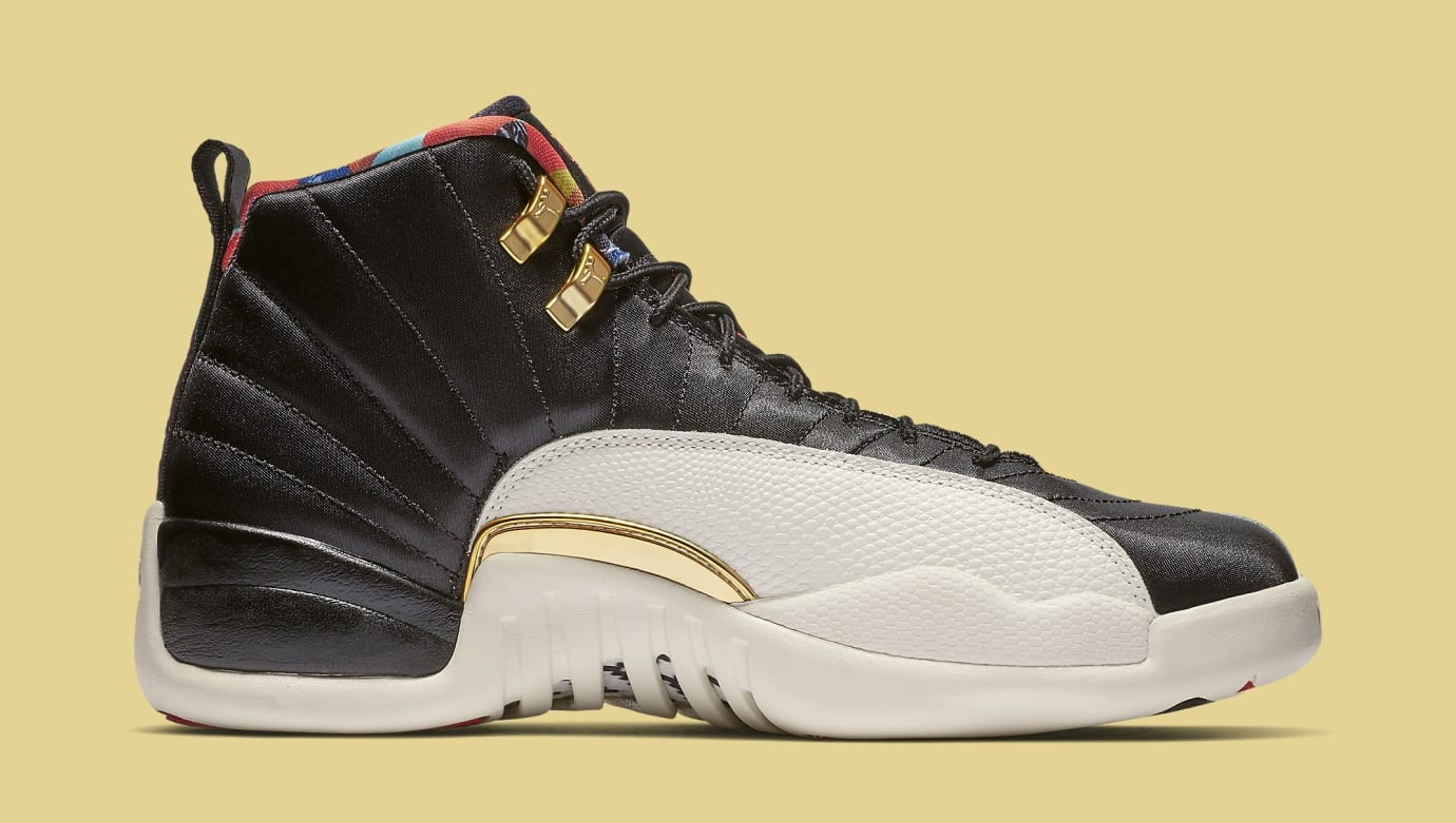 "Air Jordan 12 ""Chinese New Year"" CI2977-006"