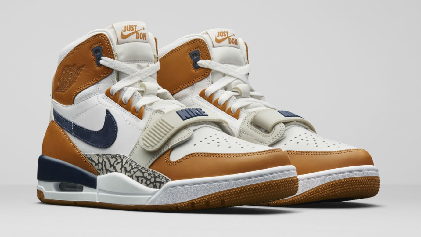 60e2395caa16 Don C x Jordan Legacy 312  Inspired by  Pack Release Date