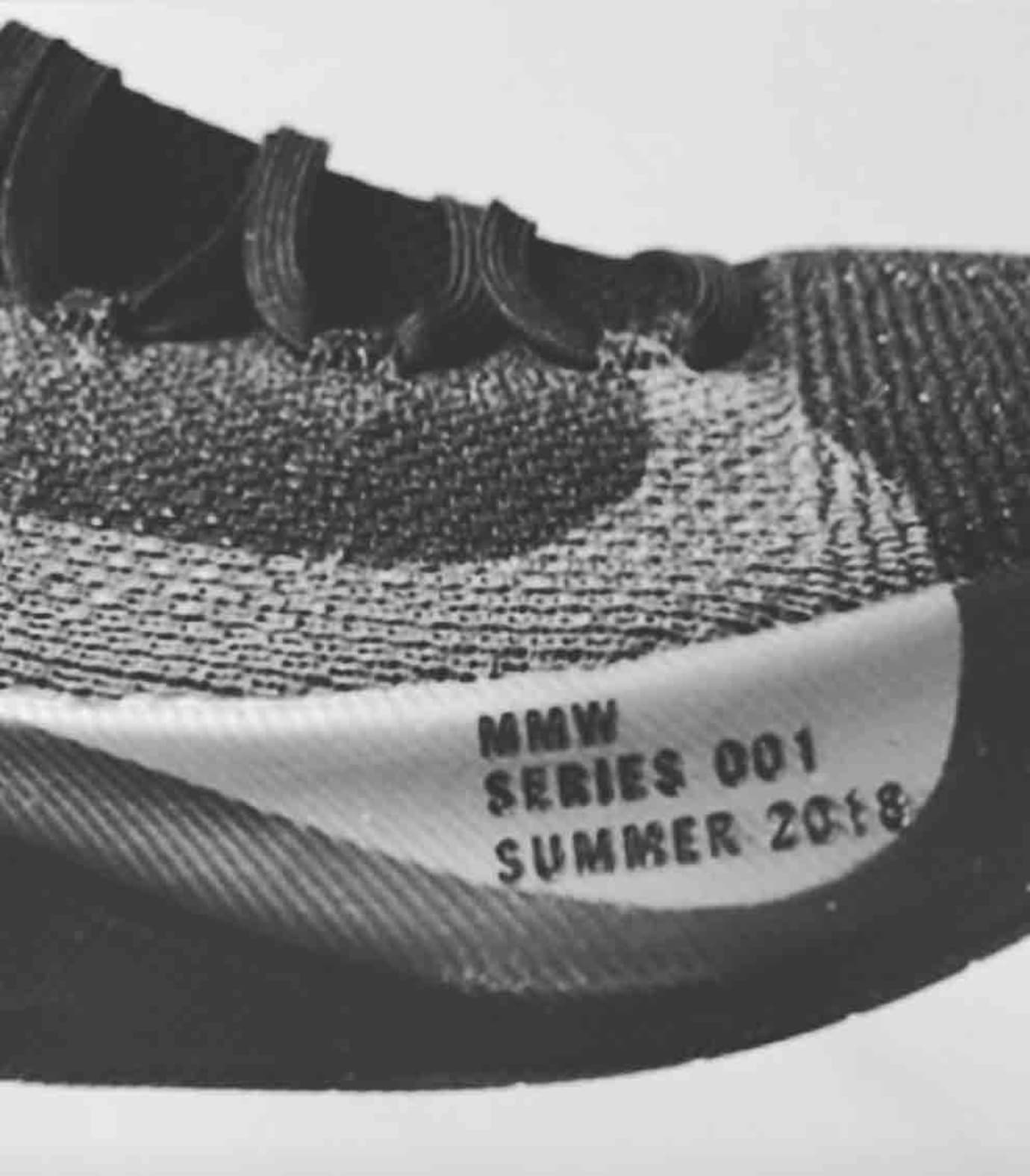 Matthew M. Williams x Nike Vapor Street Flyknit (Detail)