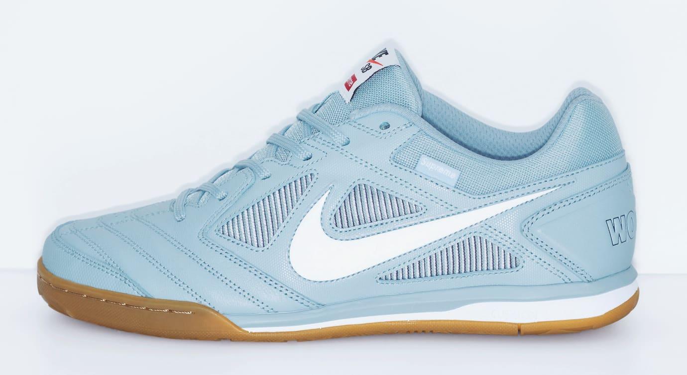 Supreme x Nike SB Gato 'Blue'