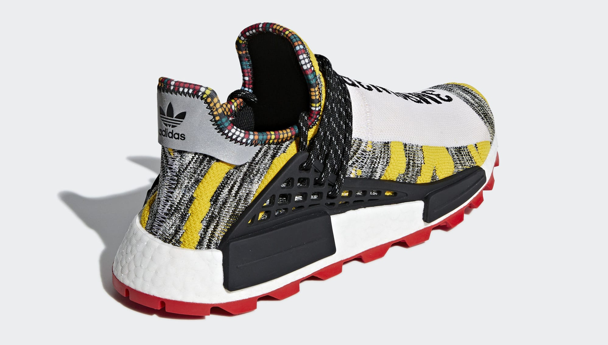 huge selection of 865be 0f4be Pharrell x Adidas Hu NMD 'Solar Pack' Release Date BB9527 ...