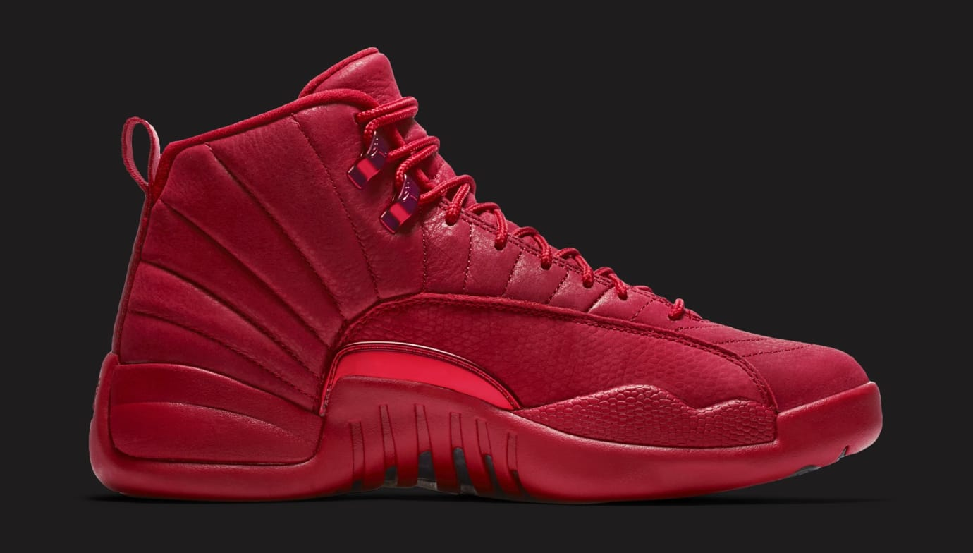 101964675b69 Air Jordan 12 Gym Red Gym Red-Black 130690-601 University Blue ...