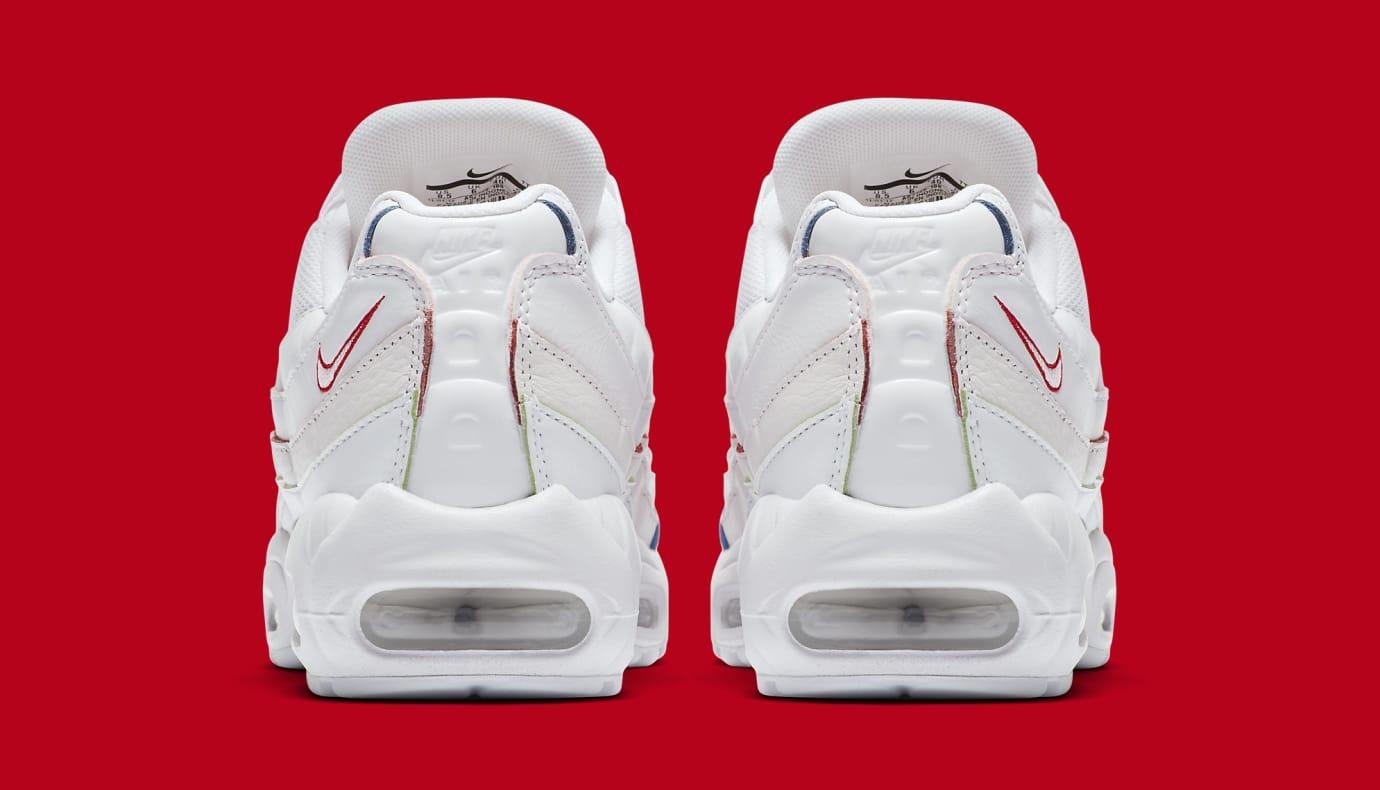 WMNS Nike Air Max 95 AQ4138-100 (Heel)