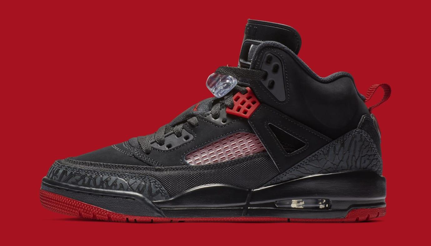 e0eb6b756a52 Jordan Spizike  Black Anthracite-Gym Red  315371-006 Release Date ...